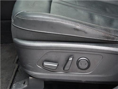 Kia Sorento (2021) передние кресла