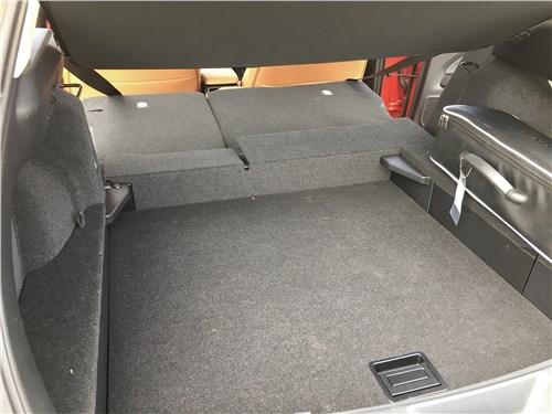 Lexus UX 250H (2019) багажное отделение