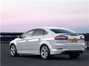 Авто с пробегом (Audi A4, Honda Accord, Ford Mondeo) Mondeo -