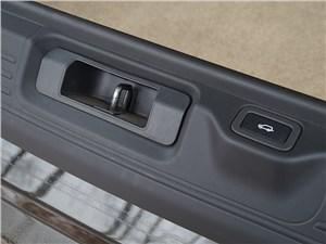 Предпросмотр range rover lwb 2014 багажное отделение