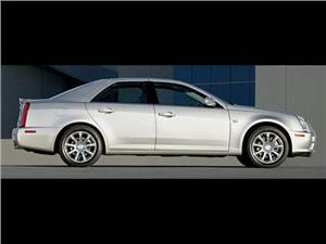 Lincoln Town Car, Chrysler 300C, Cadillac STS