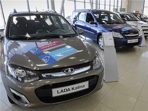 В тройку самых популярных брендов вновь вошли Lada, KIA и Hyundai
