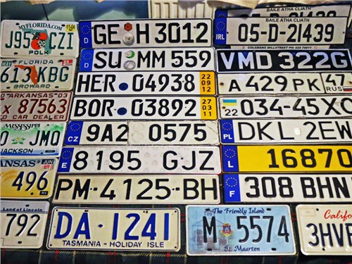 Штрафы за нечитаемые номера припаркованных автомобилей противоречат ПДД
