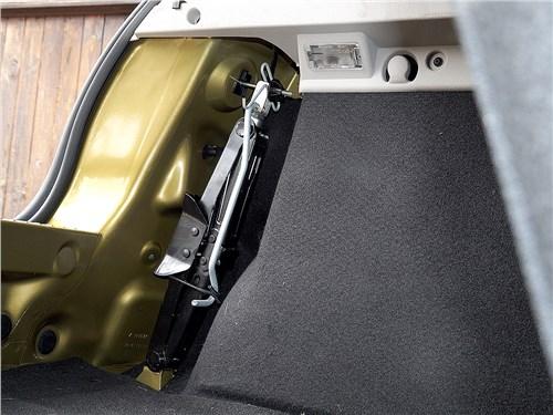 Предпросмотр renault sandero stepway 2015 багажное отделение