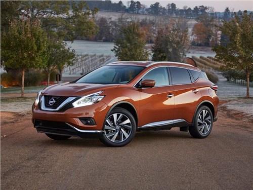 Nissan начал серийное производство нового кроссовера Murano в Санкт-Петербурге