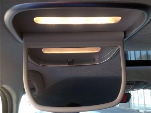 Kia K900 2019 зеркало