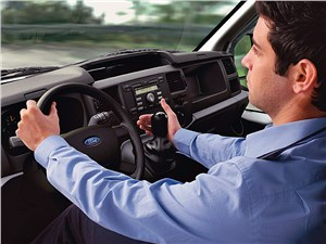 Предпросмотр ford tranzit 2006 посадка за рулем