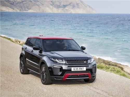 Еще две модели Land Rover перейдут на электрическую платформу