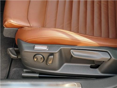 Предпросмотр volkswagen passat 2015 передние кресла
