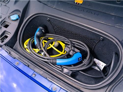 Jaguar I-PACE 2019 передний багажник