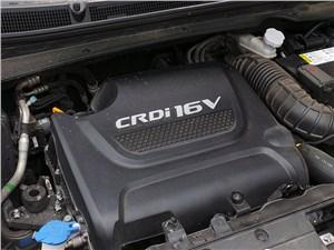 Kia Sportage 2014 дизельный двигатель