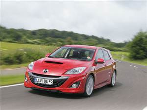 Mazda 3MPS (хэтчбек)