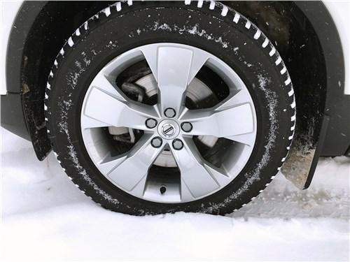 Предпросмотр volvo xc40 (2018) колесо