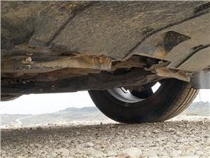 Honda CR-V 2015 защита моторного отсека