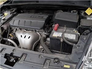 Geely Emgrand X7 2014 двигатель