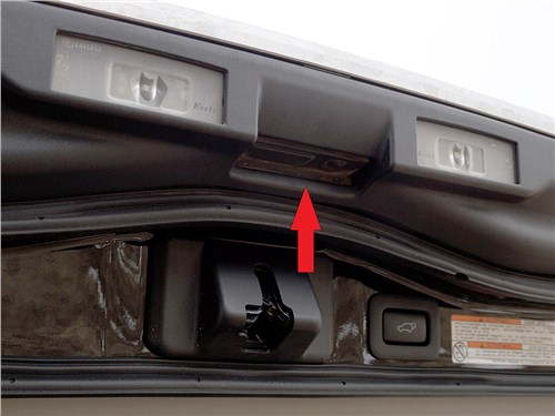 Предпросмотр lexus lx 2016 багажное отделение