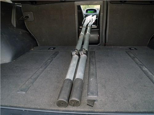Предпросмотр renault koleos 2014 багажное отделение