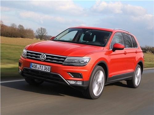 Новость про Volkswagen - Volkswagen Tiguan