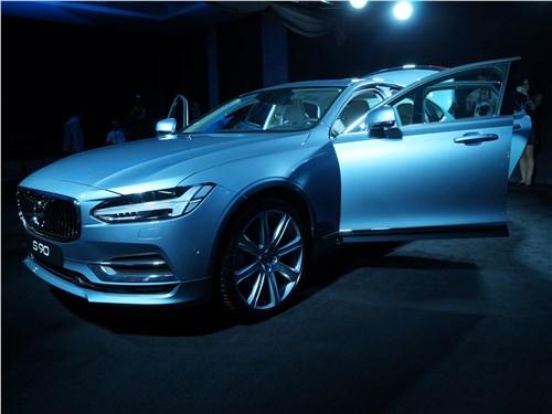 Volvo S90 2016 вид спереди