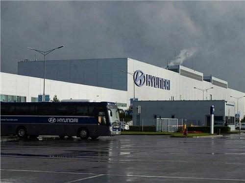 Новость про Hyundai Solaris - Hyundai объявил дату начала серийного производства нового Solaris в России