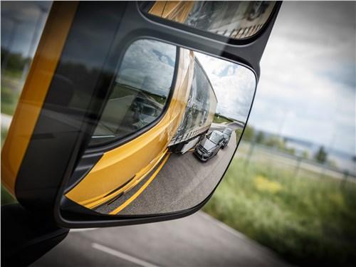Система Sideguard Assist – это в том числе и инновационный комплекс зеркал