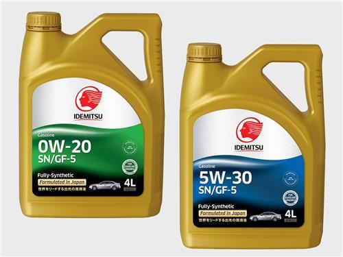 Idemitsu 0W-20 SN/GF-5, Idemitsu 5W-30 SN/GF-5