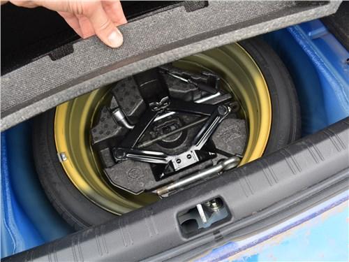 Subaru WRX STI (2018) запаска