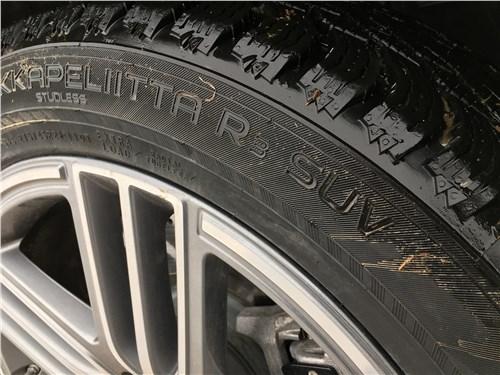 Mercedes-Benz GLS 2020 колесо