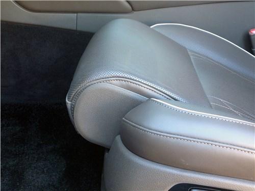 Kia K900 2019 кресло