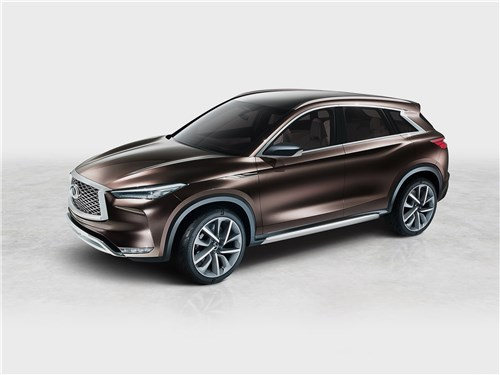 Предпросмотр infiniti qx50 concept 2017 вид спереди