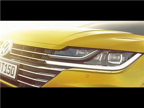 Новость про Volkswagen - Volkswagen Arteon