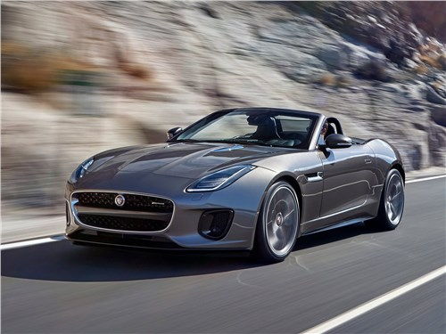 Jaguar F-Type <br />(купе)