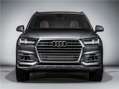 Новость про Audi - Audi Q7