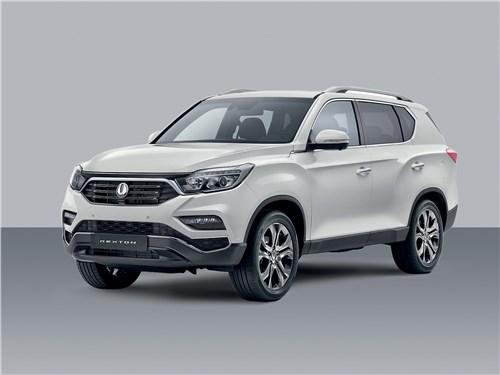 Предпросмотр ssangyong rexton 2018 на новом витке