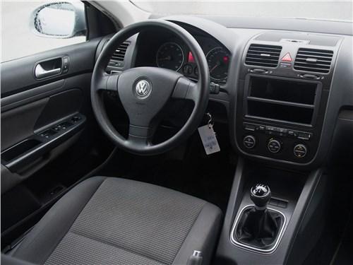 Volkswagen Jetta 2008 салон