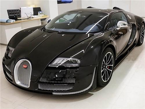 Новость про Bugatti Veyron Grand Sport Vitesse - Bugatti Veyron