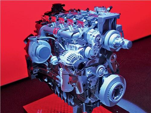 «Метановый» мотор с отдачей, не уступающей дизелю-«донору»
