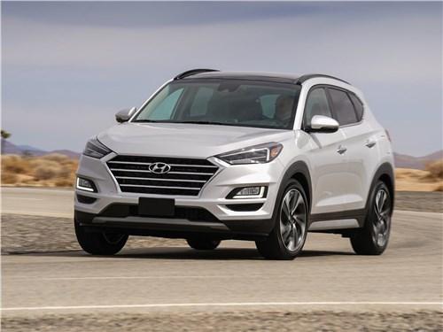 Hyundai Tucson получит новый двигатель