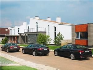 Сравнительный тест Lexus GS, Audi A6, Jaguar XF