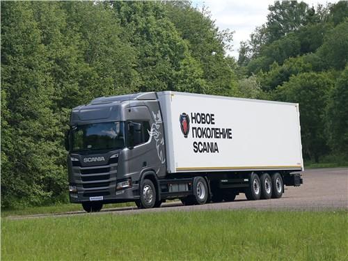 Седельный тягач Scania R440