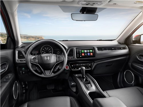 Герои нашего времени HR-V - Honda HR-V 2019 салон