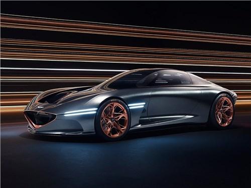 Новость про Hyundai - Genesis Essentia Concept 2018