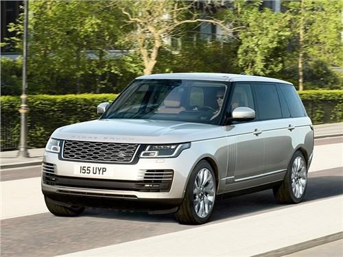 Новость про Land Rover Range Rover - Land Rover Range Rover 2018