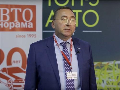 Интервью с Михаилом Роткиным, заместителем генерального директора компании Мотор Рус на ММАС-2018
