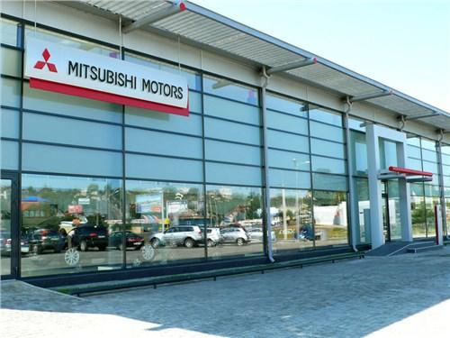У дилеров Mitsubishi новое подорожание