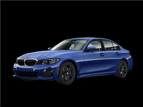 Новость про BMW 3 series - BMW 3-Series 2019