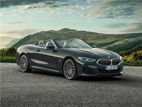 """Новость про BMW 8 series - BMW вскрыла """"восьмерку"""""""