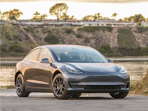 Новость про Tesla Motors - Tesla Model 3