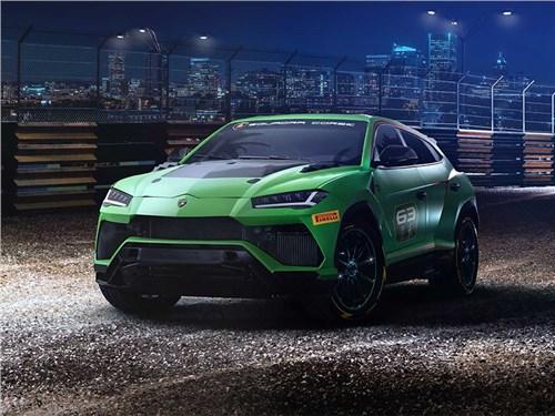 Lamborghini создает собственные гонки ради одного автомобиля