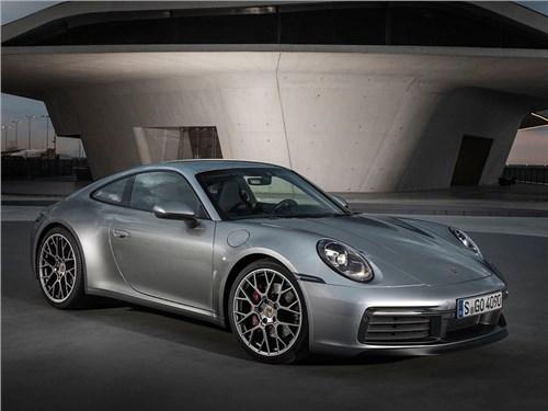 Новость про Porsche - Porsche 911 2019